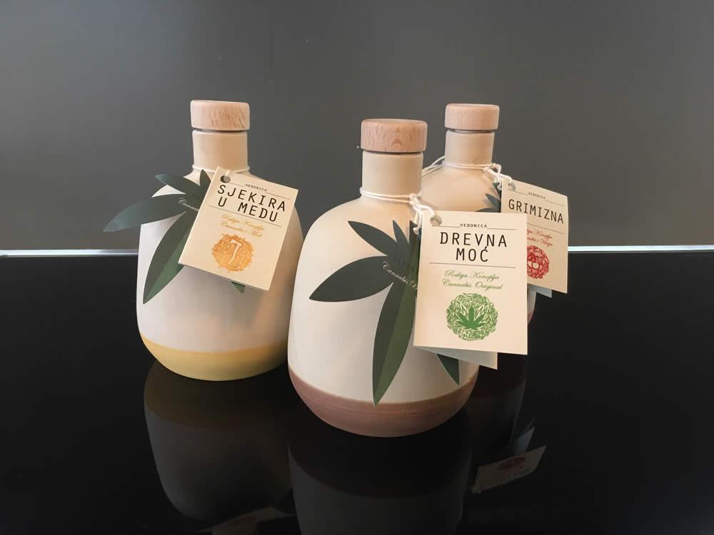 Linija brandy keramike